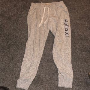 Hollister sweats
